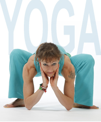 Yoga in München Schwabing Freimann mit Jane Bertrel