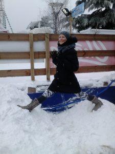 Tours im Schnee