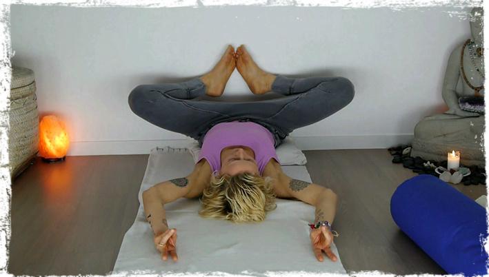 Yin Yoga Weiterbildung mit Jane Bertrel