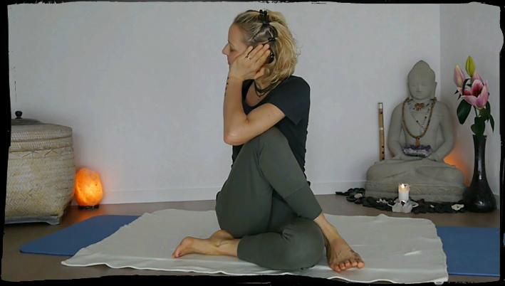Jane Bertrel - Yin Yoga Asanas