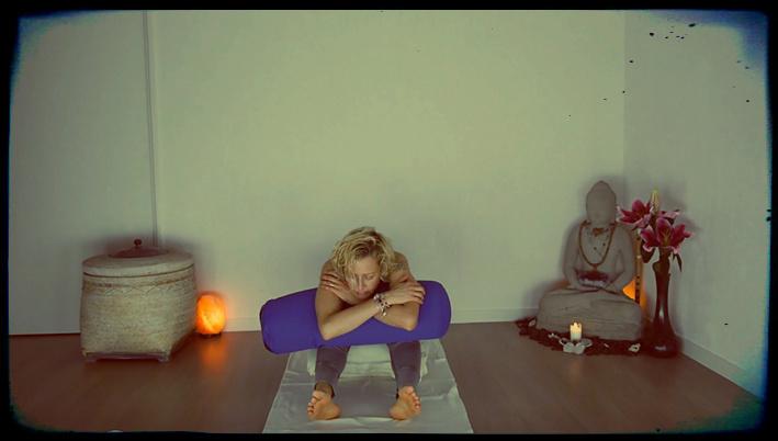 Asanas Yin Yoga mit Jane Bertrel