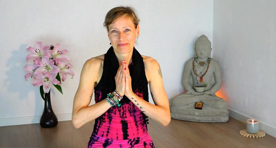Wie wird man Yogalehrer